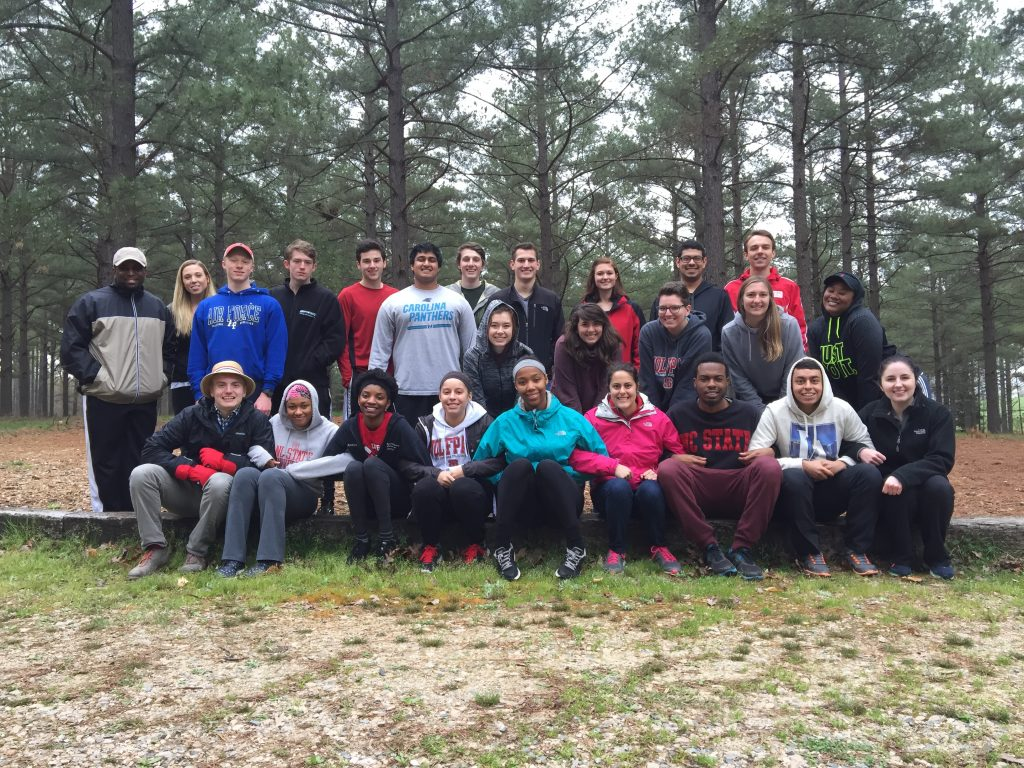 Mentor Staff-Challenge Course