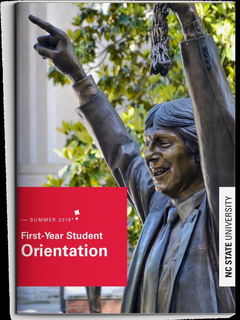 First Year Student Orientation Pu