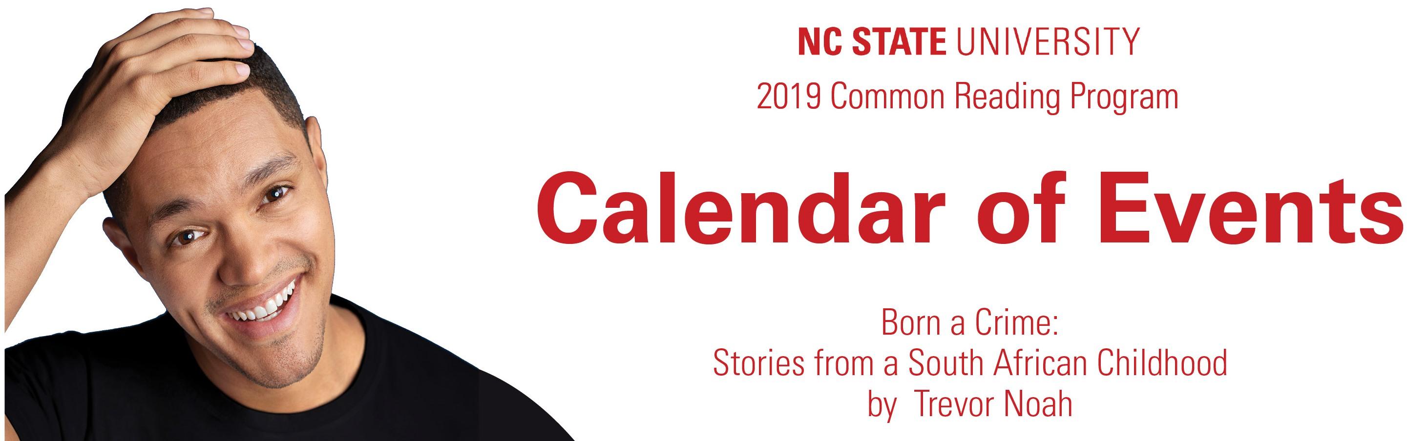 Ncsu Academic Calendar 2020 Calendar of Events   New Student Programs